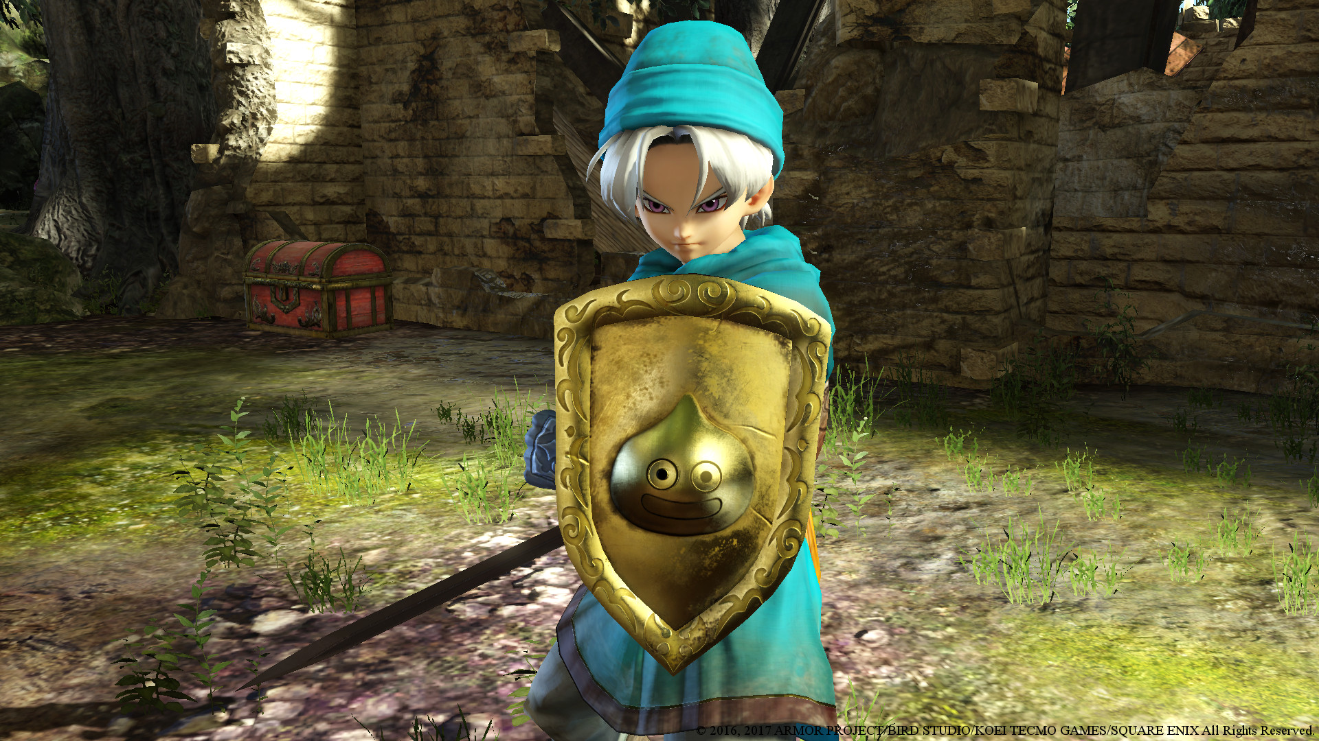 Dragon Quest Heroes II v dubnu také na PC 139017
