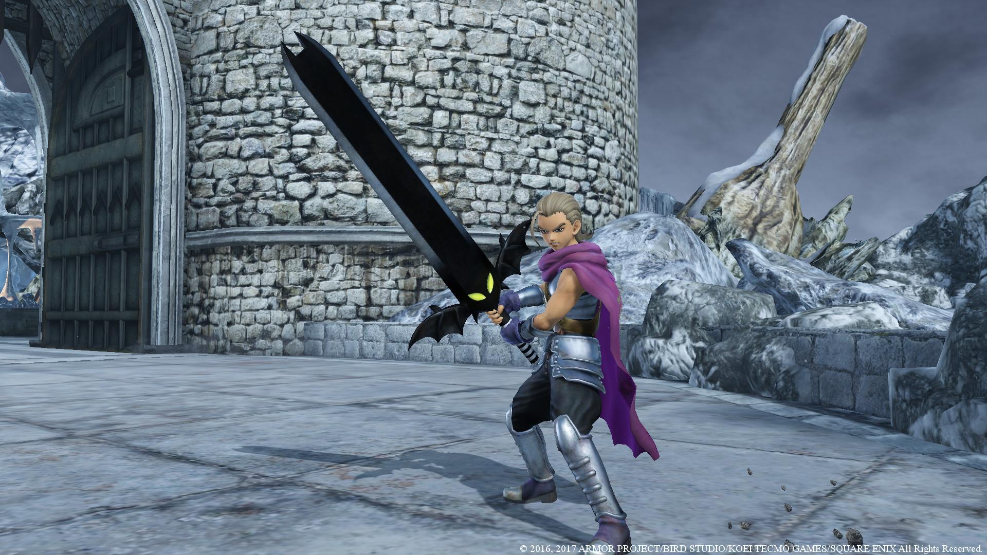 Dragon Quest Heroes II v dubnu také na PC 139018