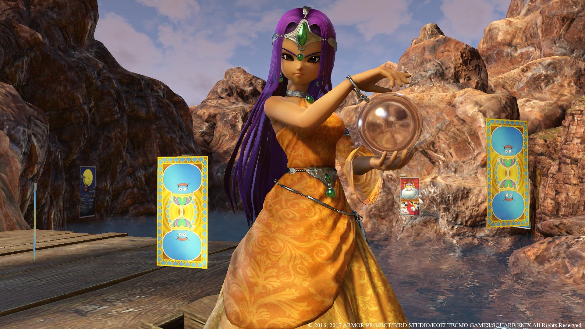Dragon Quest Heroes II v dubnu také na PC 139019