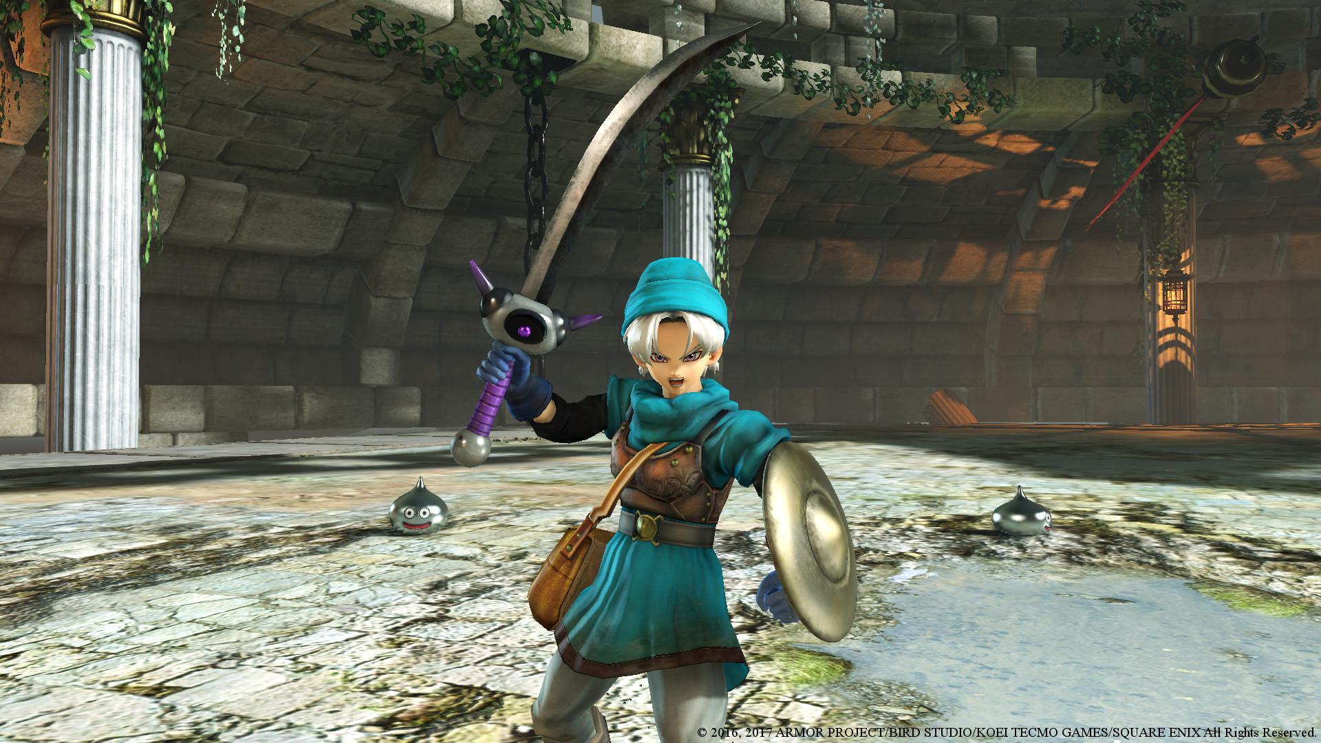 Dragon Quest Heroes II v dubnu také na PC 139020