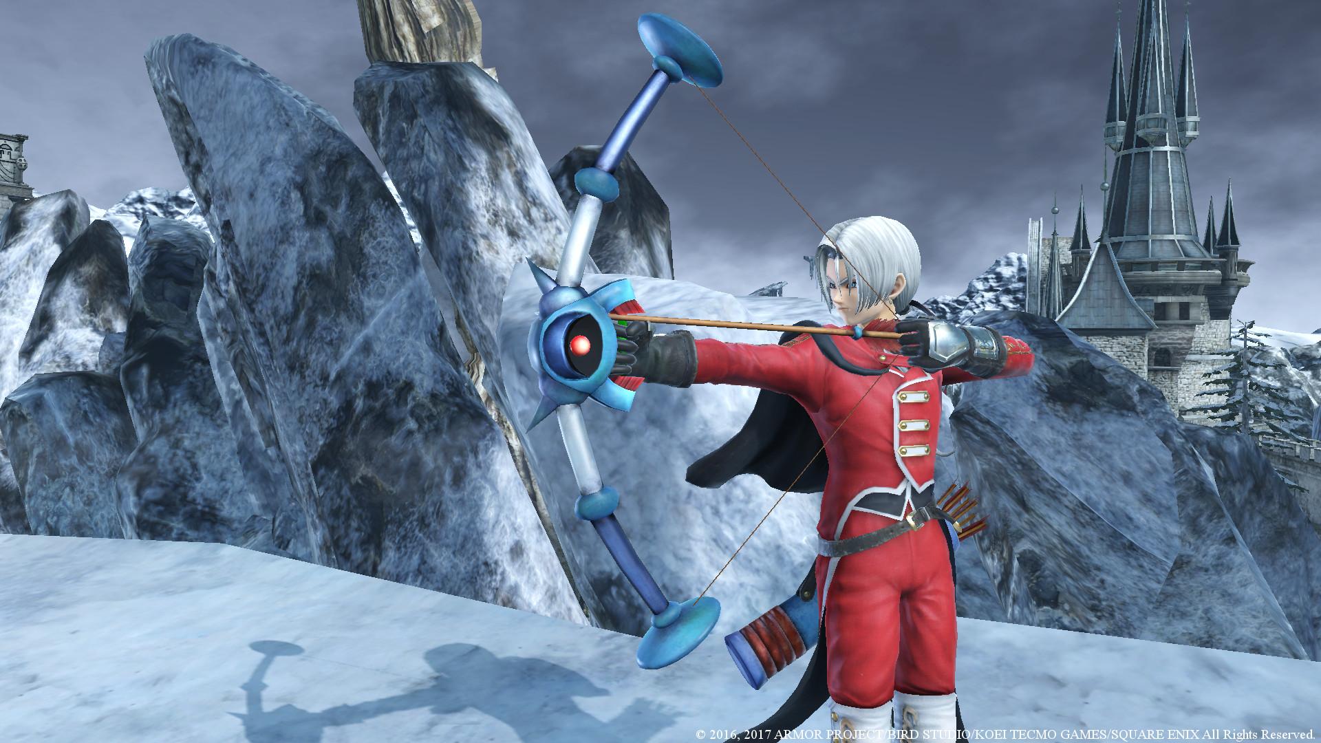 Dragon Quest Heroes II v dubnu také na PC 139021