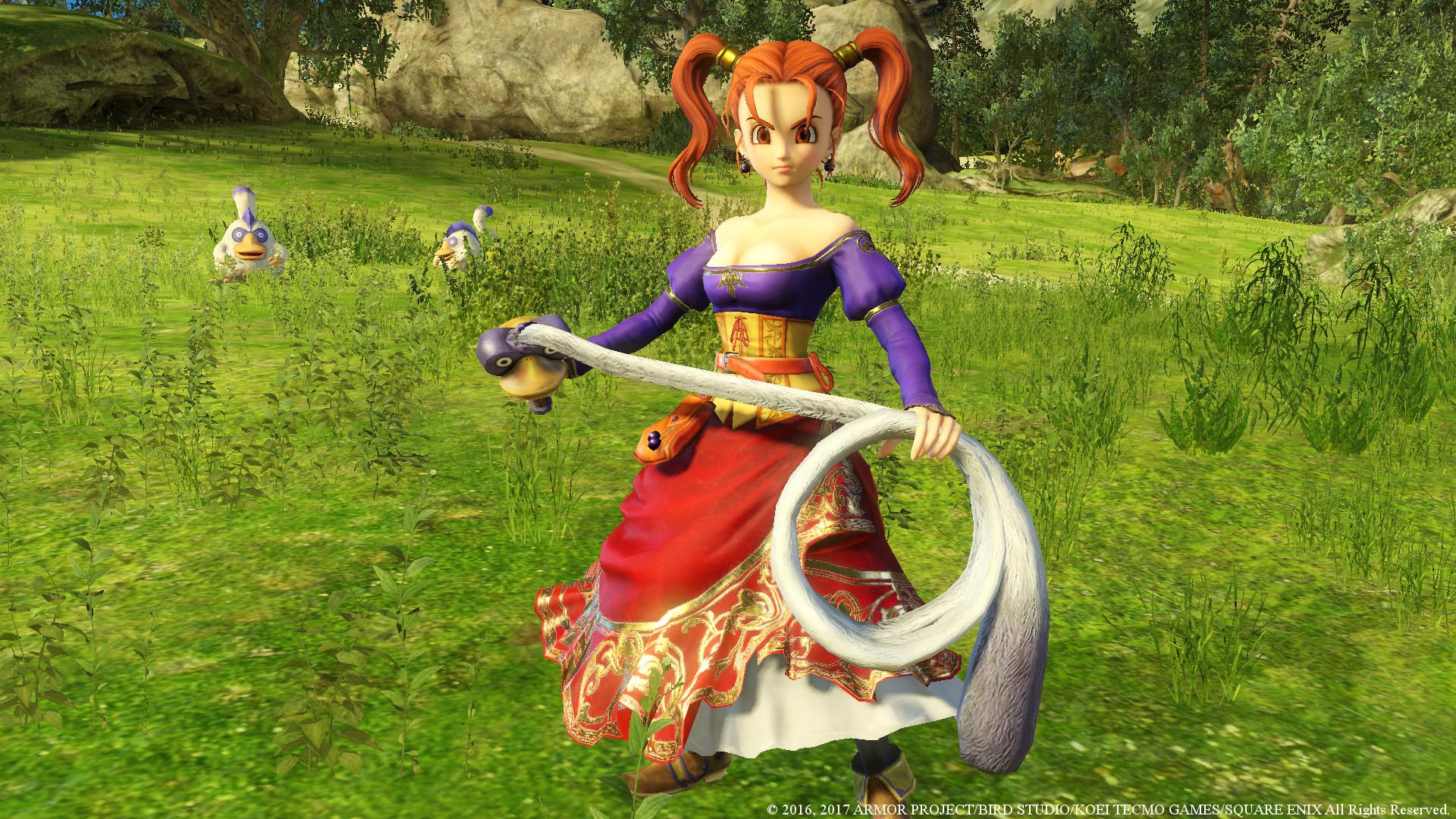 Dragon Quest Heroes II v dubnu také na PC 139022