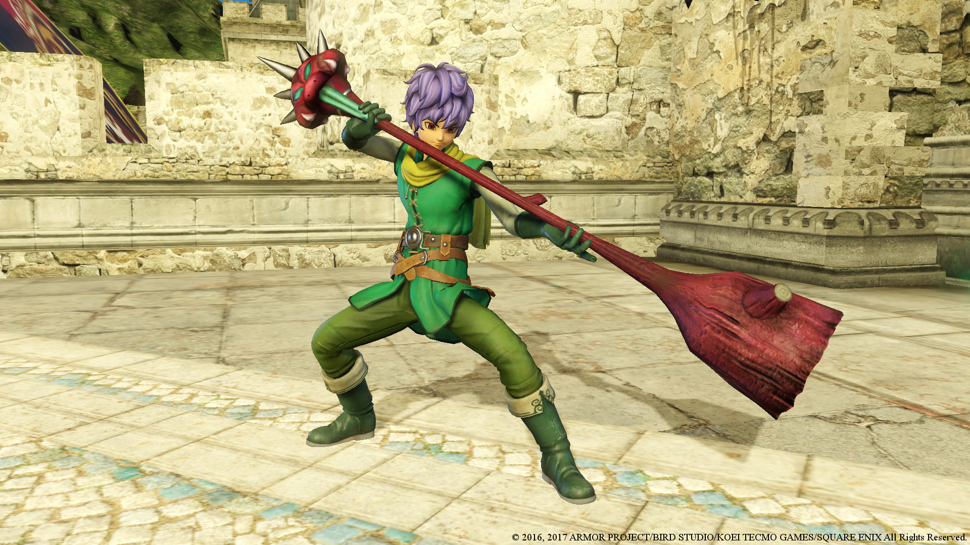 Dragon Quest Heroes II v dubnu také na PC 139023