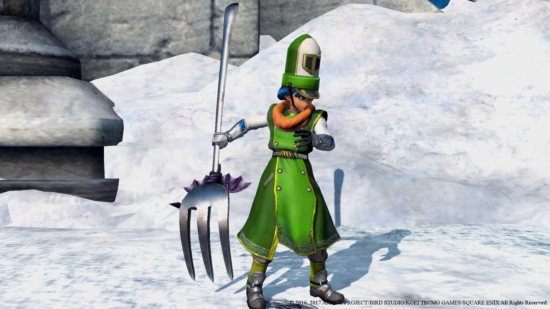 Dragon Quest Heroes II v dubnu také na PC 139024