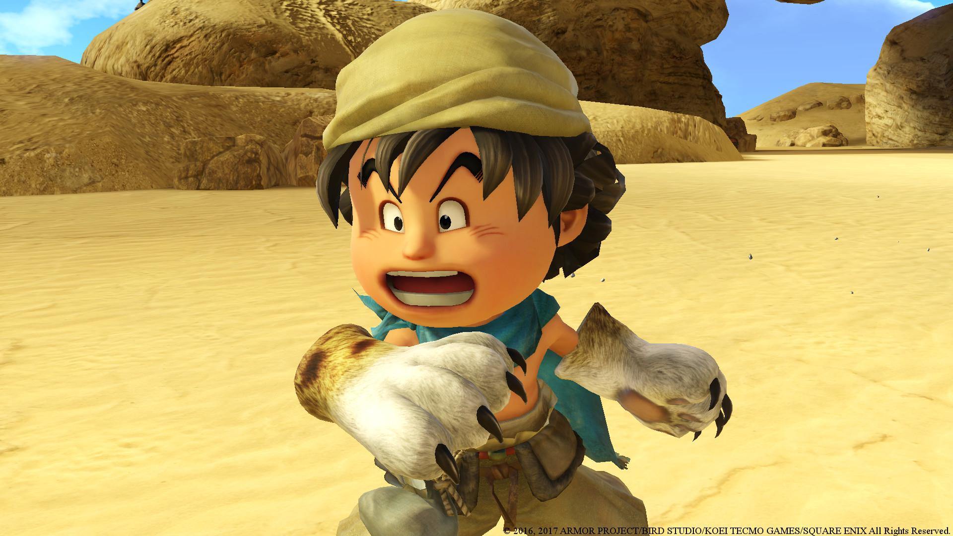 Dragon Quest Heroes II v dubnu také na PC 139025
