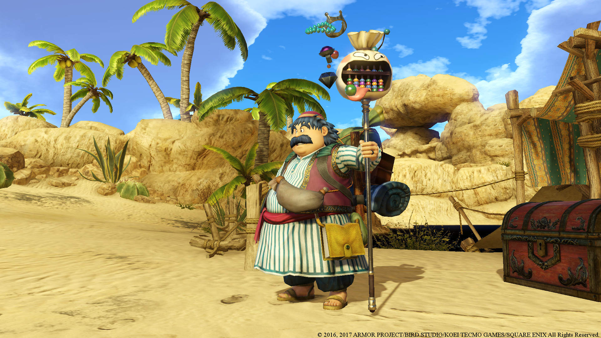 Dragon Quest Heroes II v dubnu také na PC 139026
