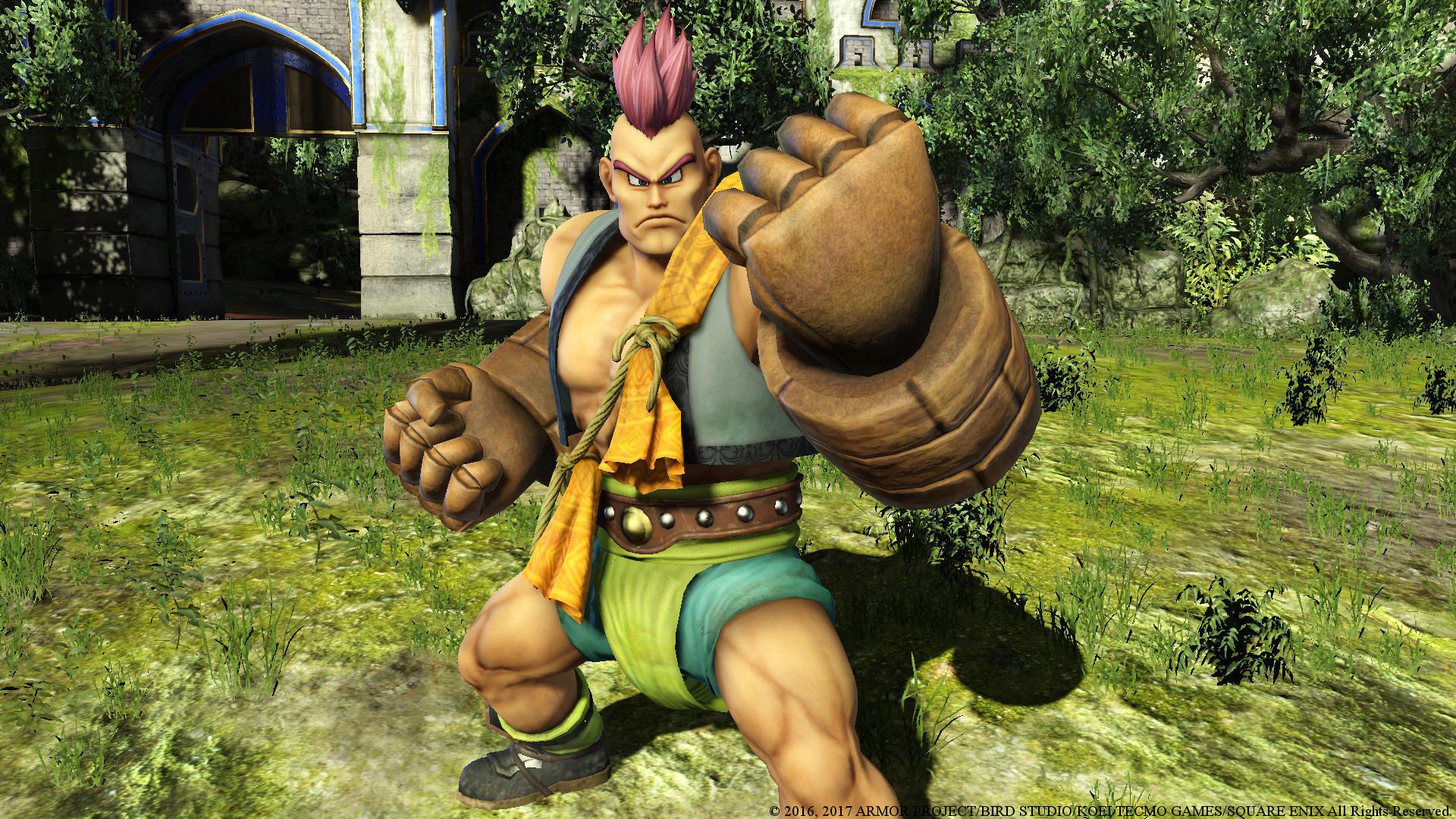 Dragon Quest Heroes II v dubnu také na PC 139027