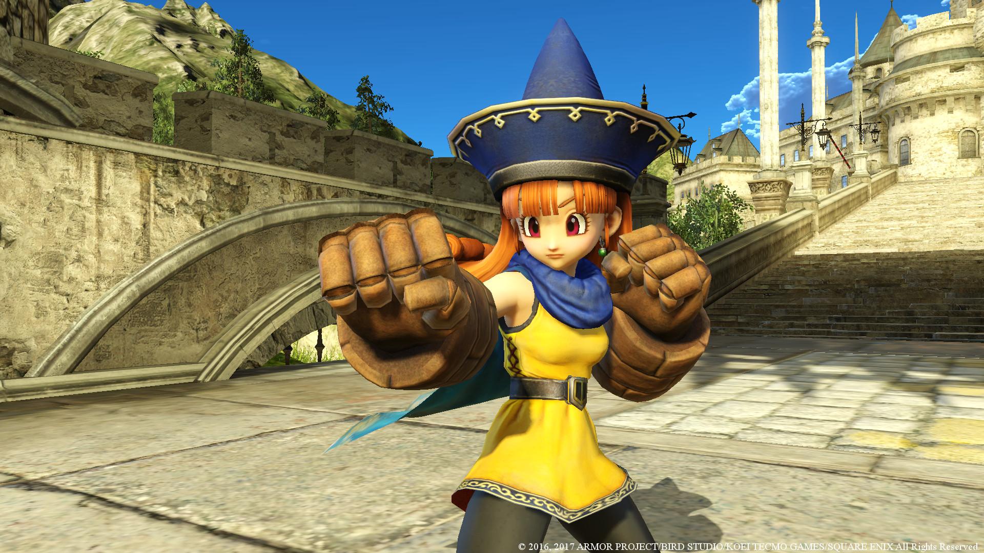 Dragon Quest Heroes II v dubnu také na PC 139028