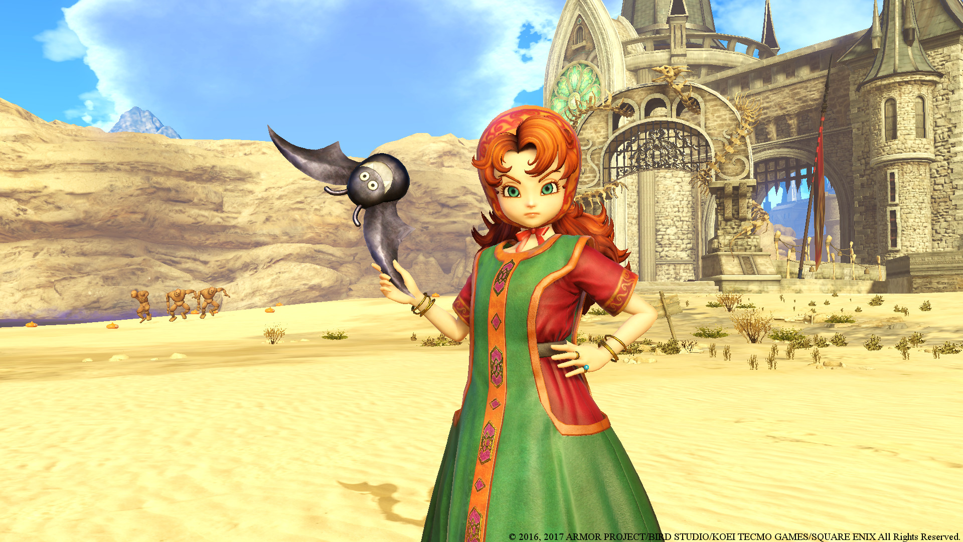 Dragon Quest Heroes II v dubnu také na PC 139030
