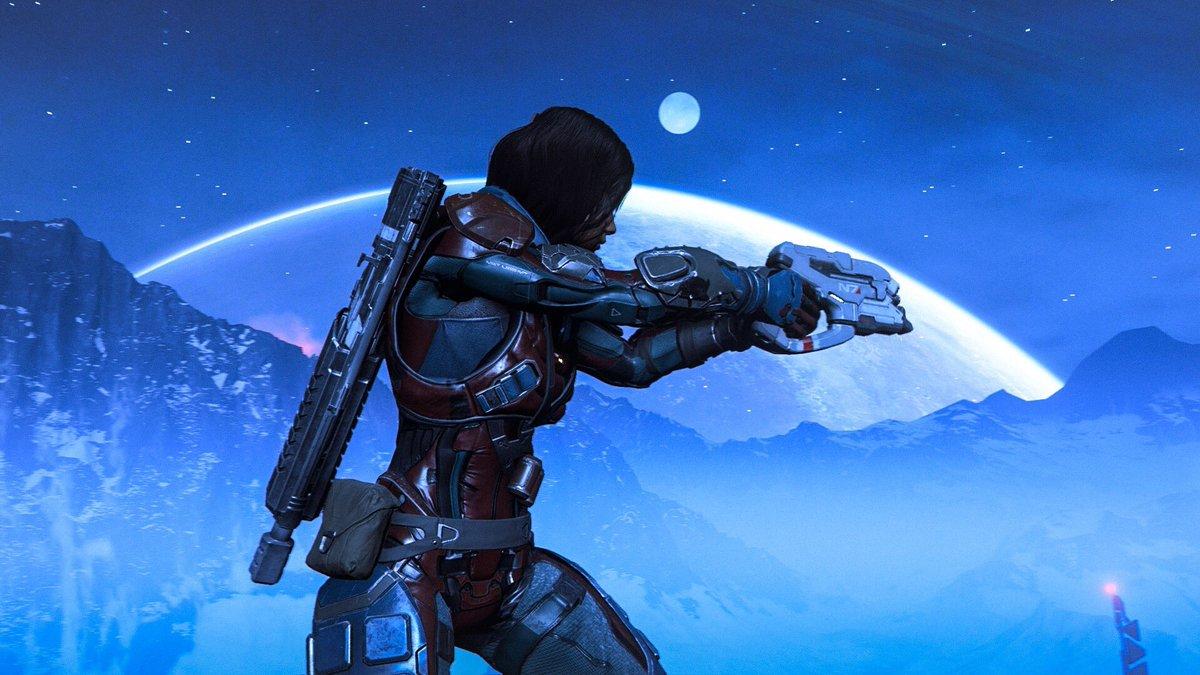 Další gameplay video Mass Effectu: Andromeda prezentuje využívání společníků 139054