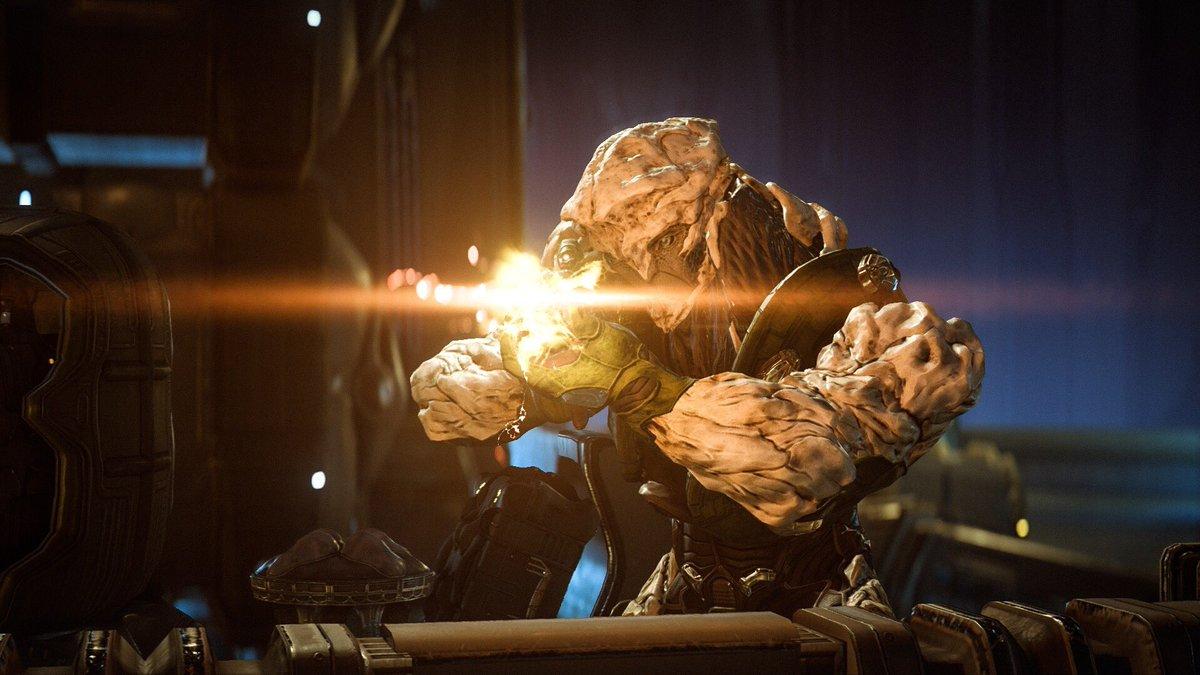 Další gameplay video Mass Effectu: Andromeda prezentuje využívání společníků 139057