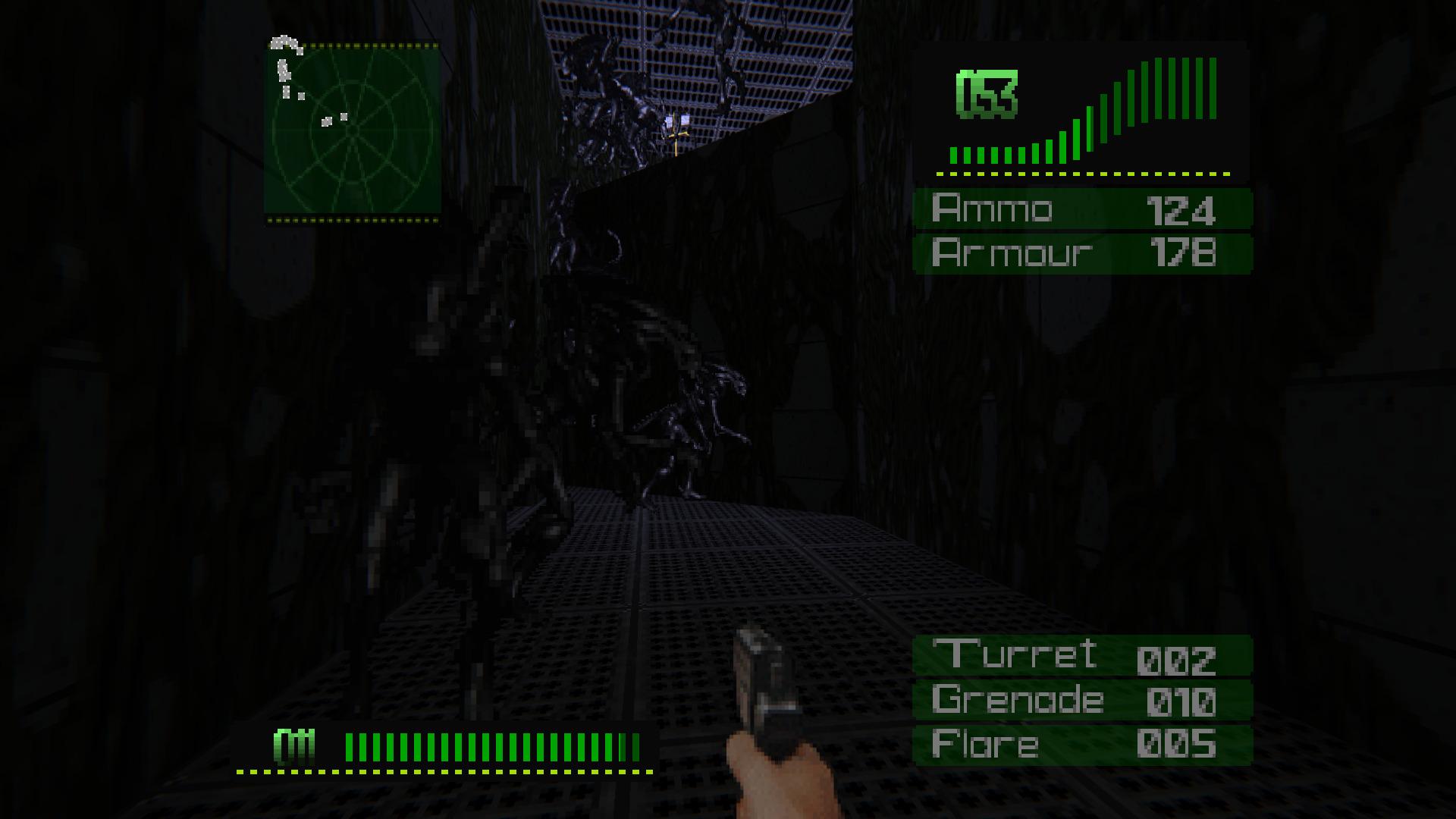 Alien Trilogy ožije díky kompletní předělávce 139075