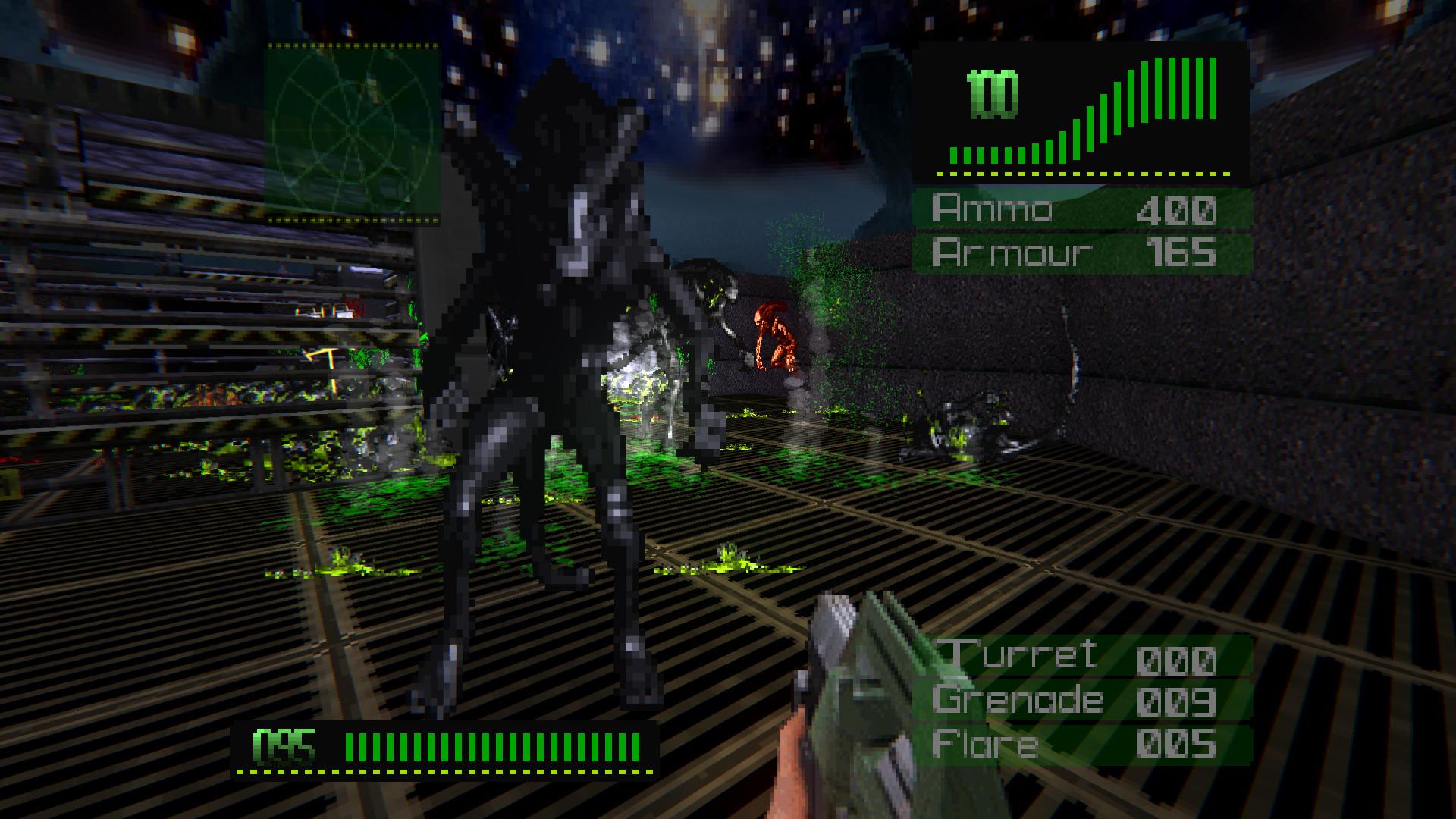 Alien Trilogy ožije díky kompletní předělávce 139076