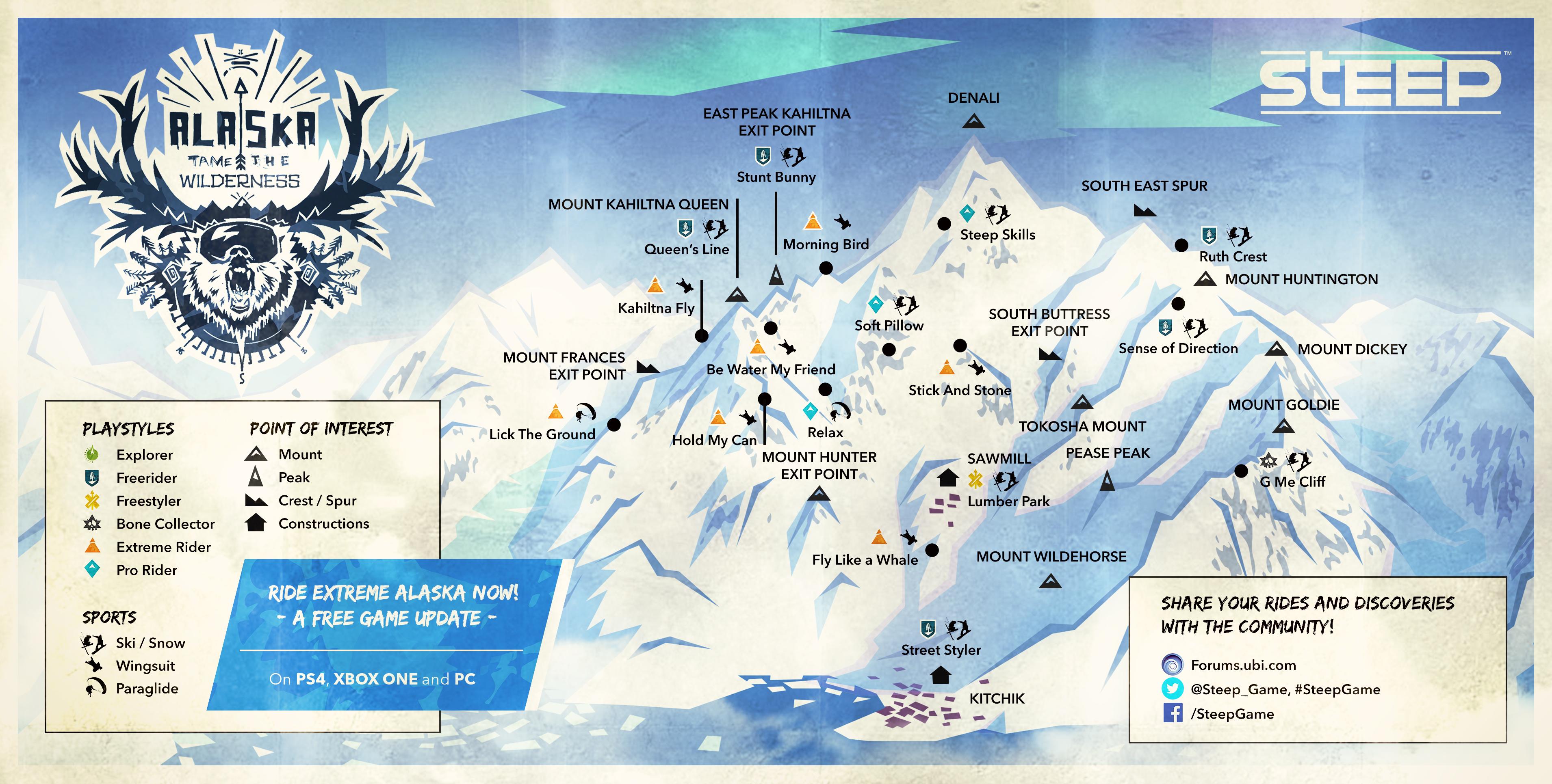 Aljaška rozšířila Steep 139086