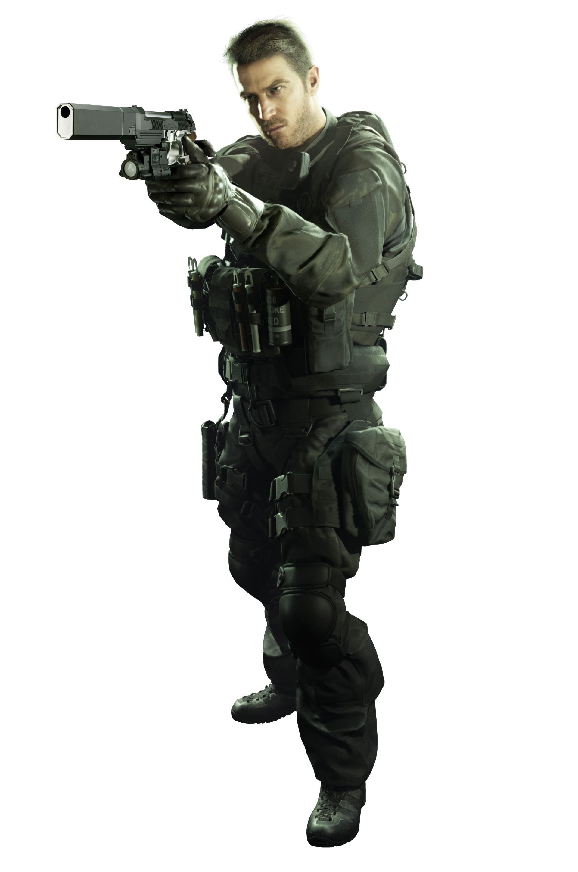 Hvězdou bezplatného rozšíření Resident Evil 7 je Chris Redfield 139089