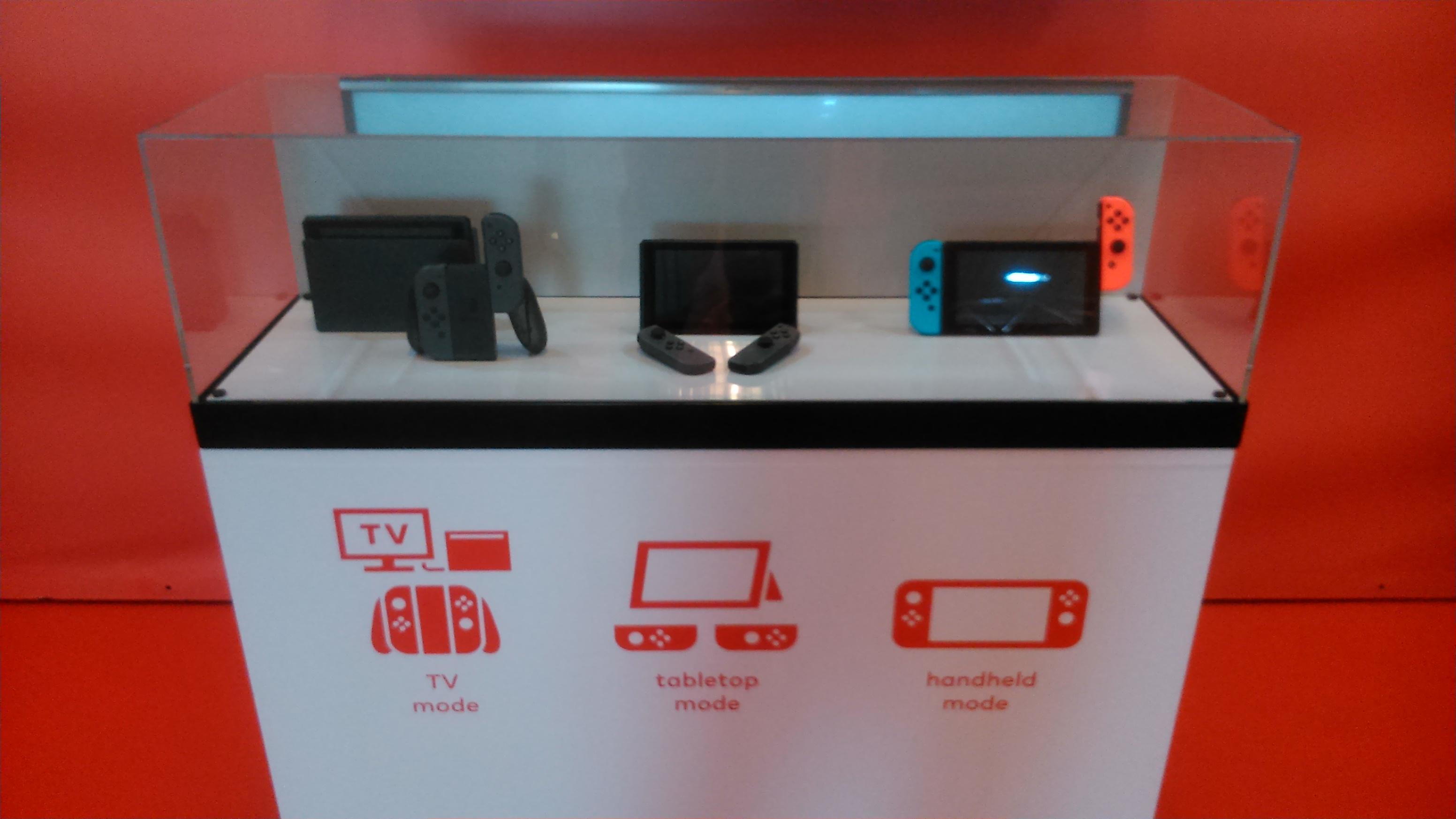 Nintendo Switch je malá, ale dospělá konzole – naše dojmy 139095