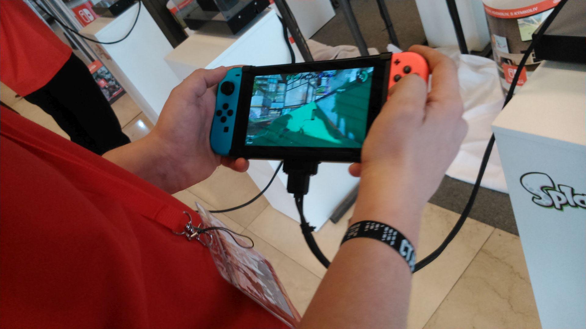 Nintendo Switch je malá, ale dospělá konzole – naše dojmy 139100