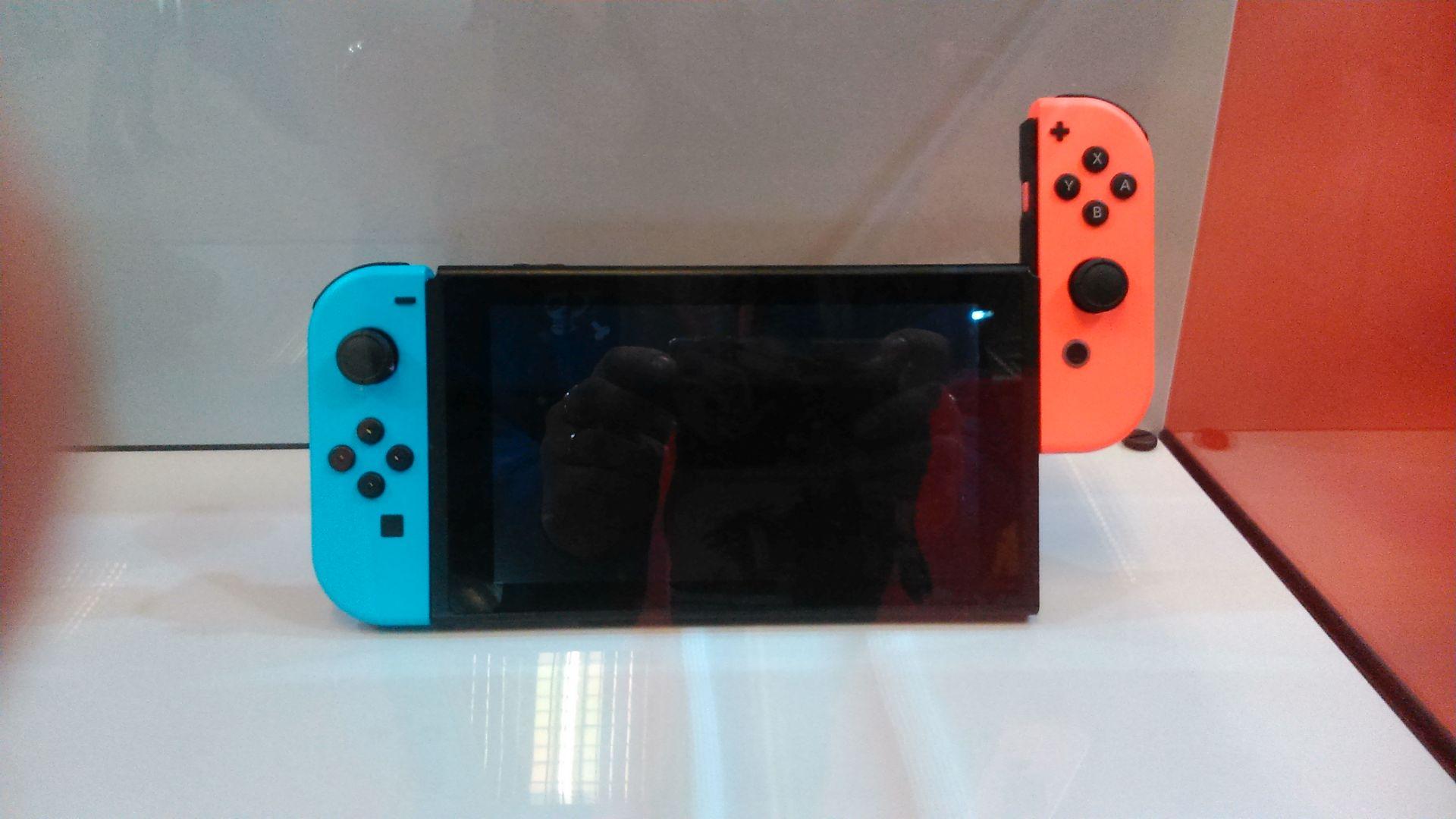 Nintendo Switch je malá, ale dospělá konzole – naše dojmy 139102