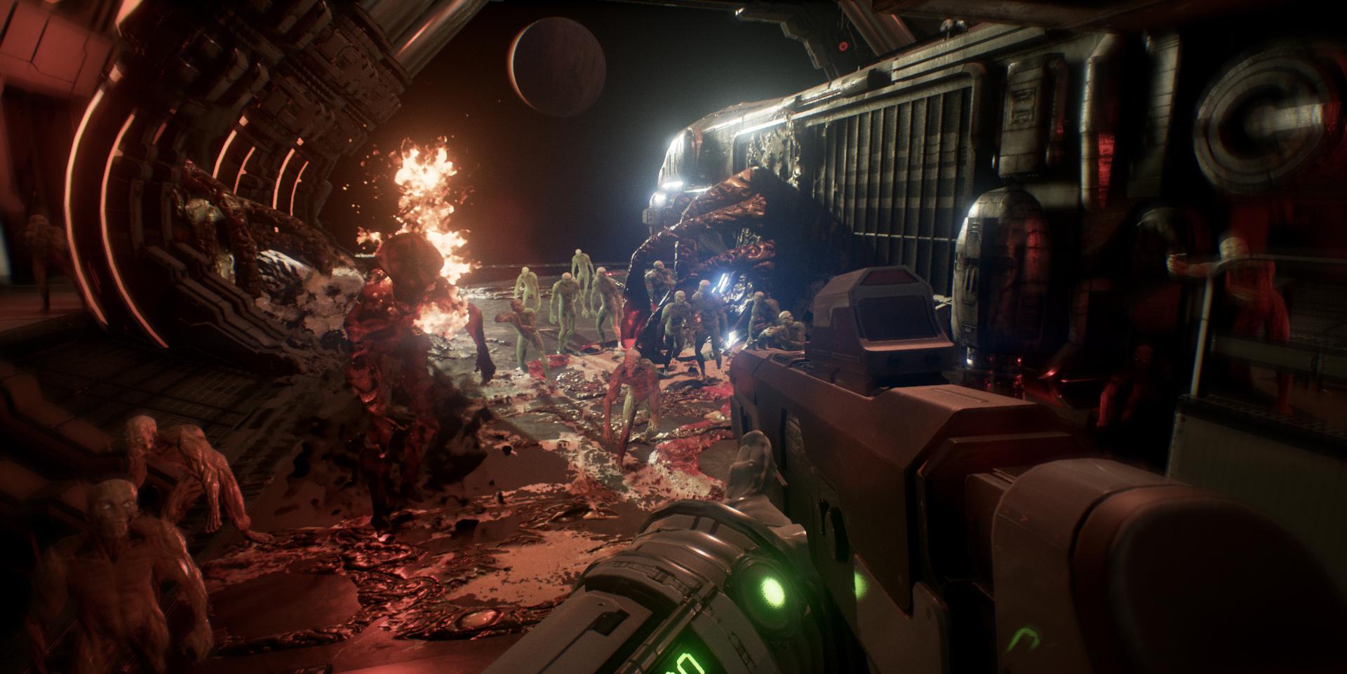 Genesis Alpha One je mix roguelike střílečky, budování a survivalu 139117