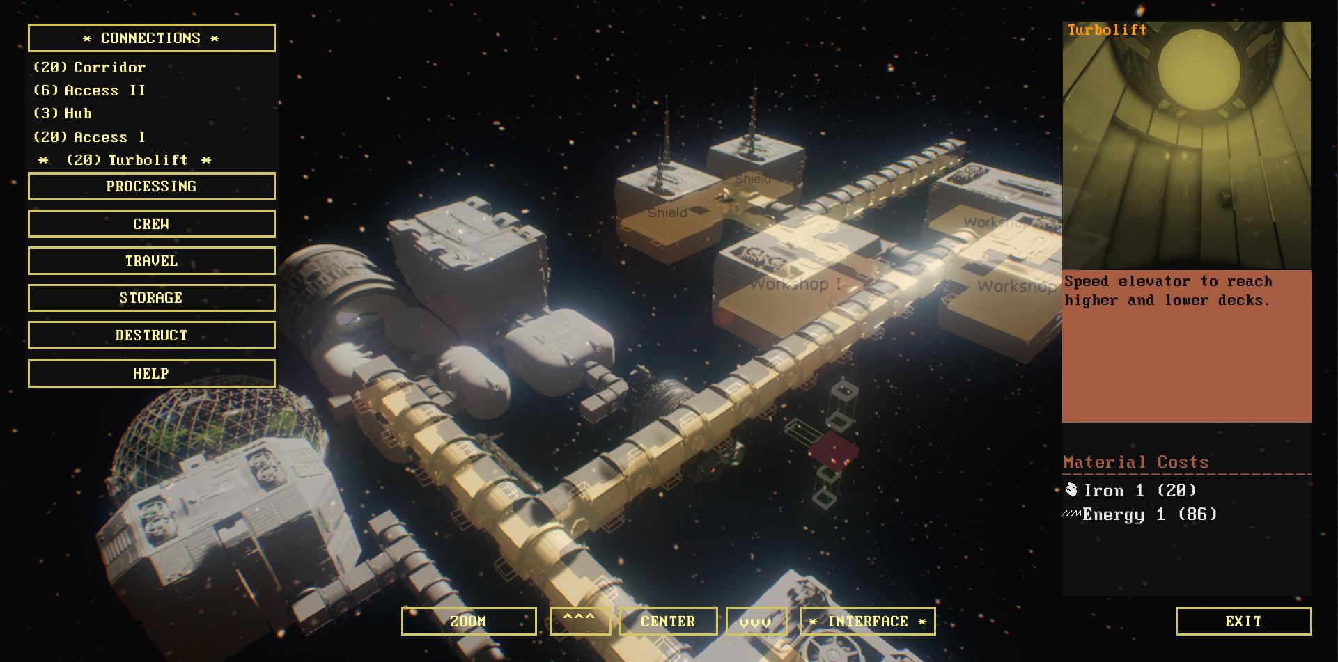 Genesis Alpha One je mix roguelike střílečky, budování a survivalu 139121