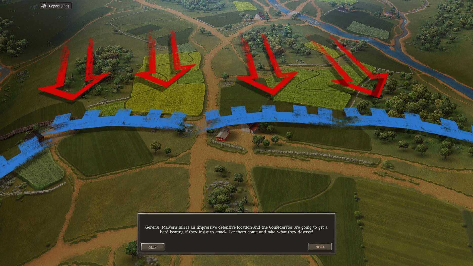 Ultimate General: Civil War – první dojmy z krvavých bojišť minulosti 139142