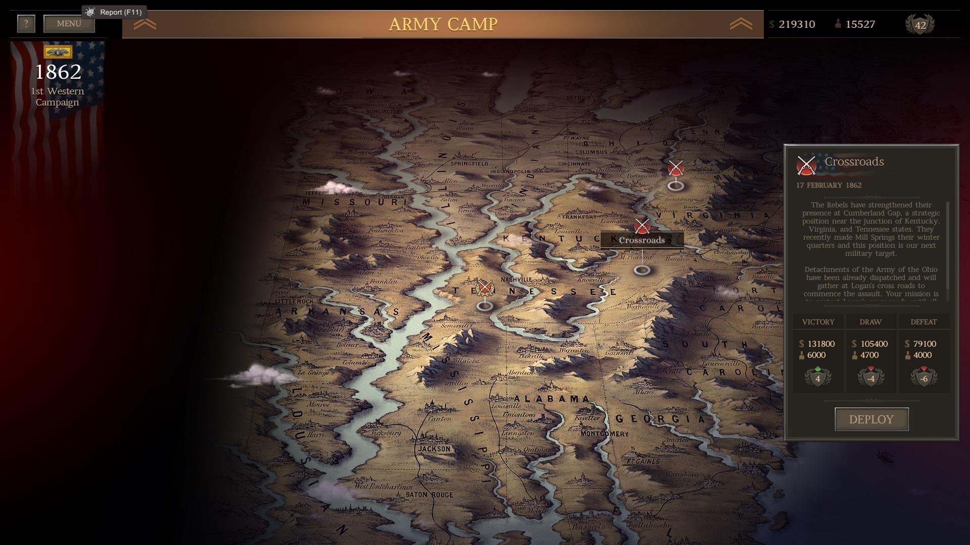 Ultimate General: Civil War – první dojmy z krvavých bojišť minulosti 139153