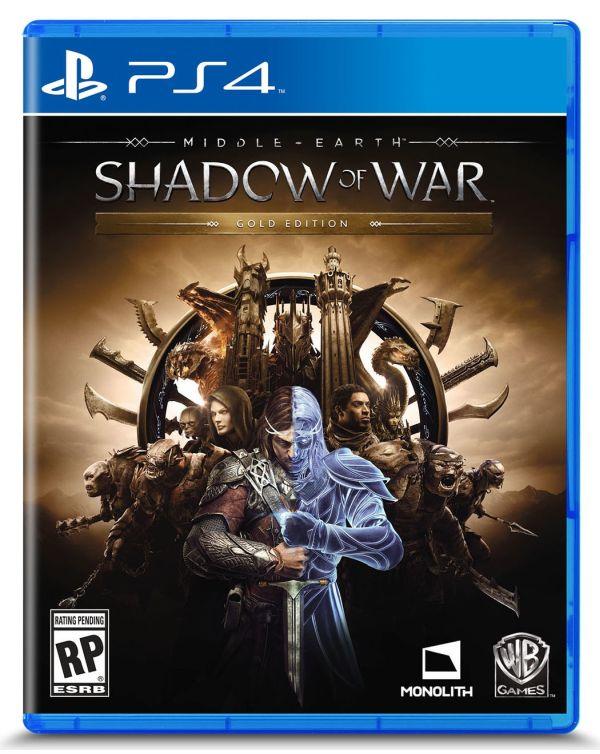 Middle Earth: Shadow of War oficiálně oznámen 139159