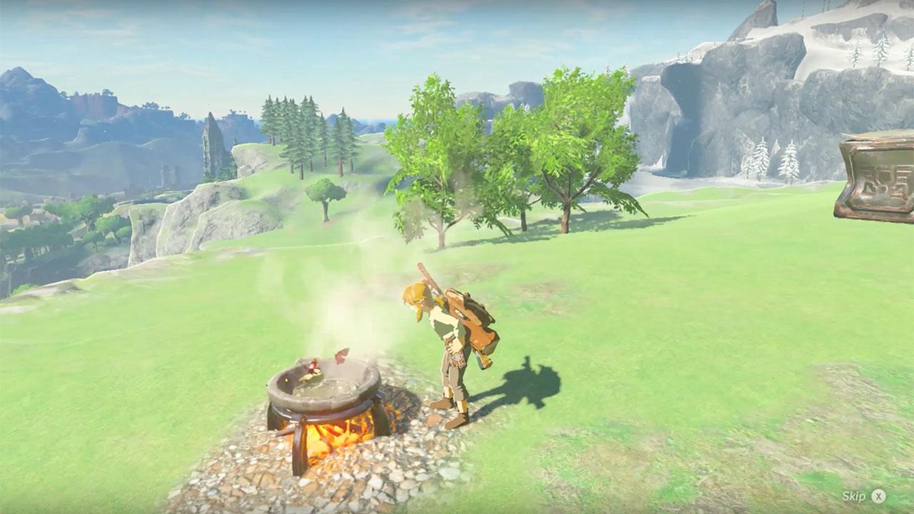 Nové screenshoty z The Legend of Zelda: Breath of the Wild 139215