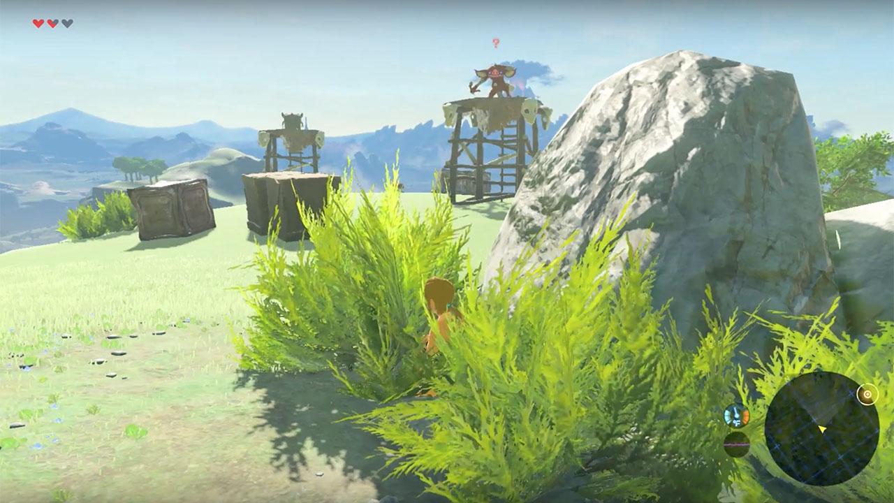 Nové screenshoty z The Legend of Zelda: Breath of the Wild 139216