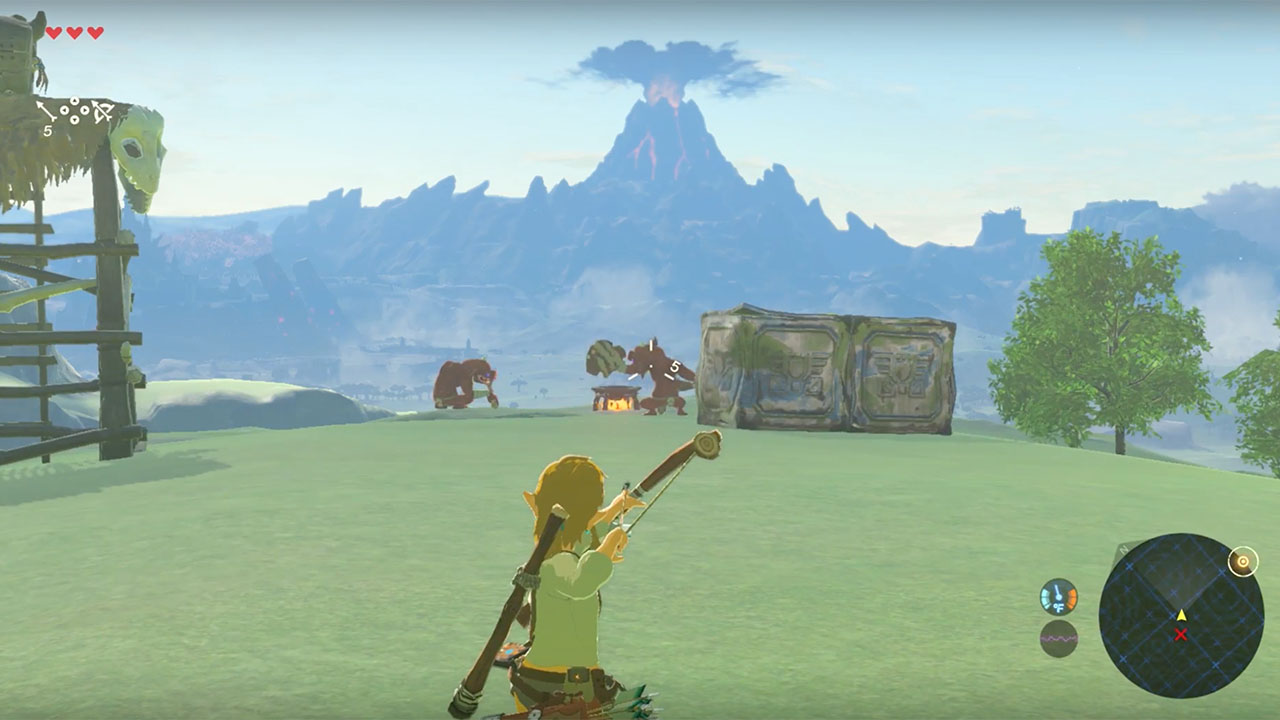 Nové screenshoty z The Legend of Zelda: Breath of the Wild 139218