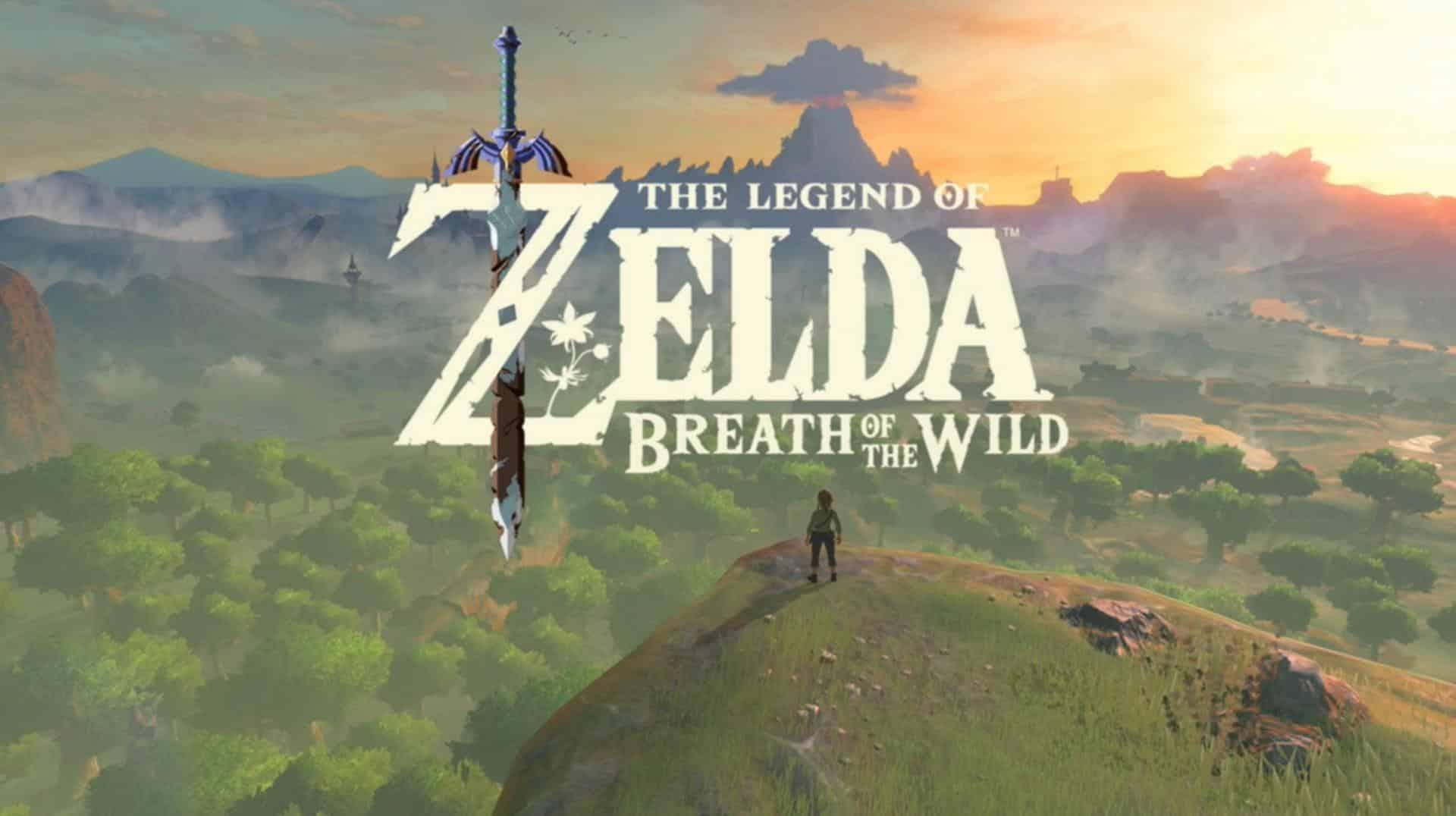 Nové screenshoty z The Legend of Zelda: Breath of the Wild 139219