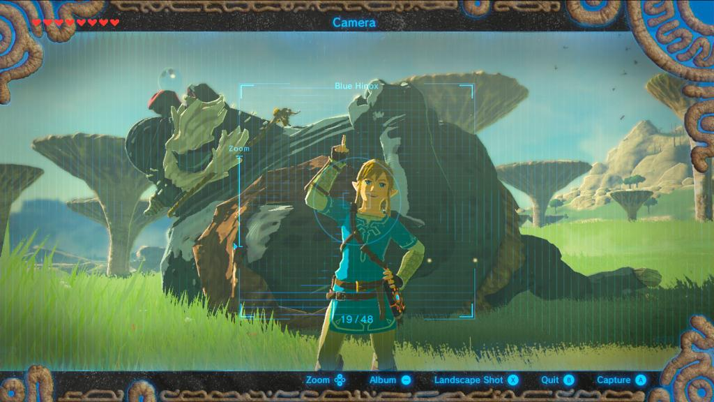 Nové screenshoty z The Legend of Zelda: Breath of the Wild 139221