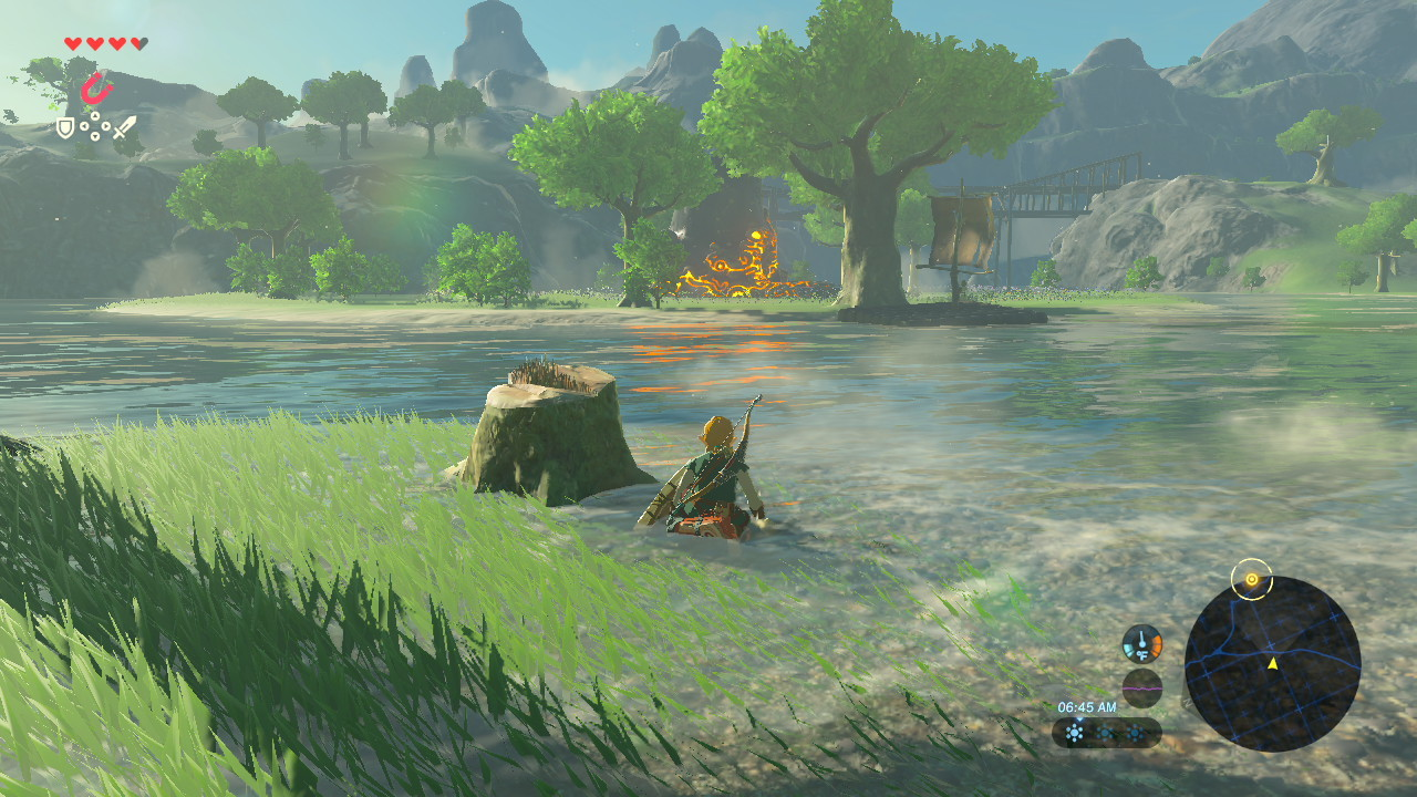 Nové screenshoty z The Legend of Zelda: Breath of the Wild 139226