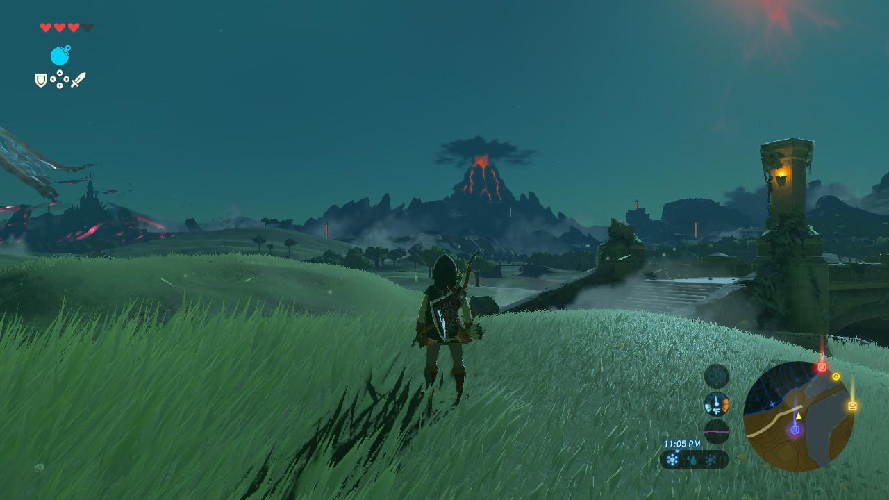 Nové screenshoty z The Legend of Zelda: Breath of the Wild 139228
