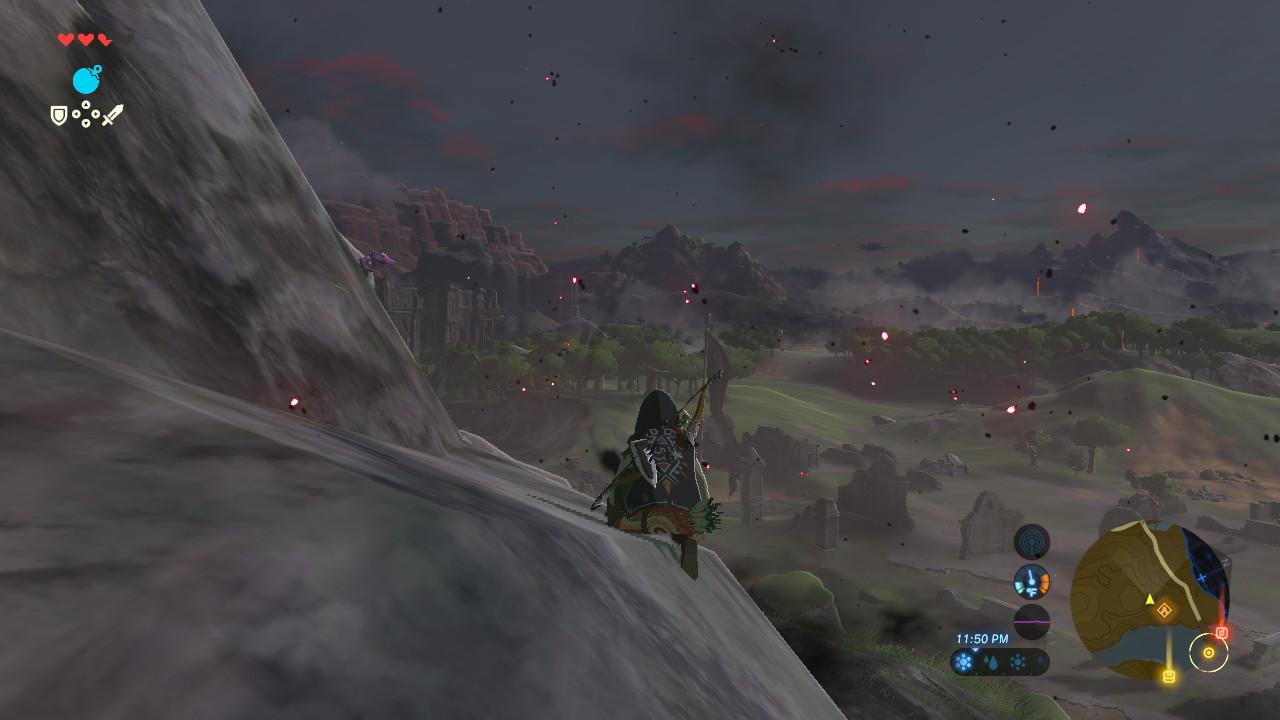 Nové screenshoty z The Legend of Zelda: Breath of the Wild 139229