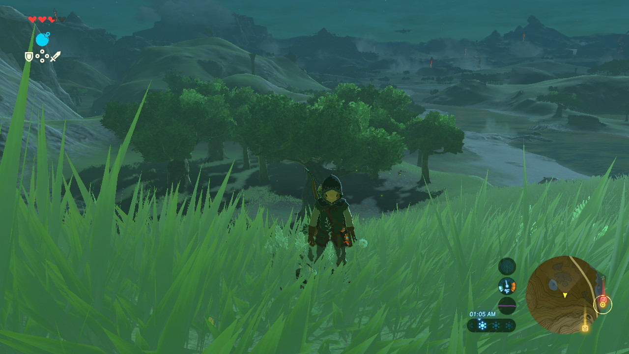 Nové screenshoty z The Legend of Zelda: Breath of the Wild 139231