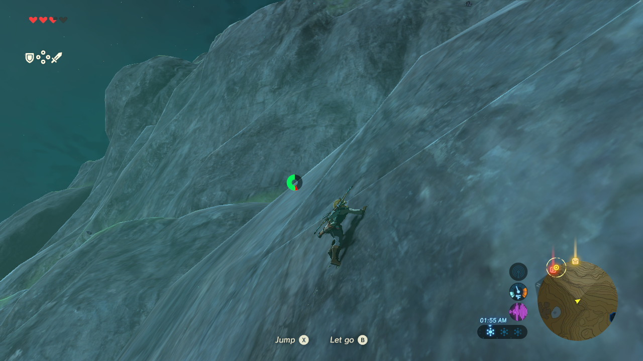 Nové screenshoty z The Legend of Zelda: Breath of the Wild 139233