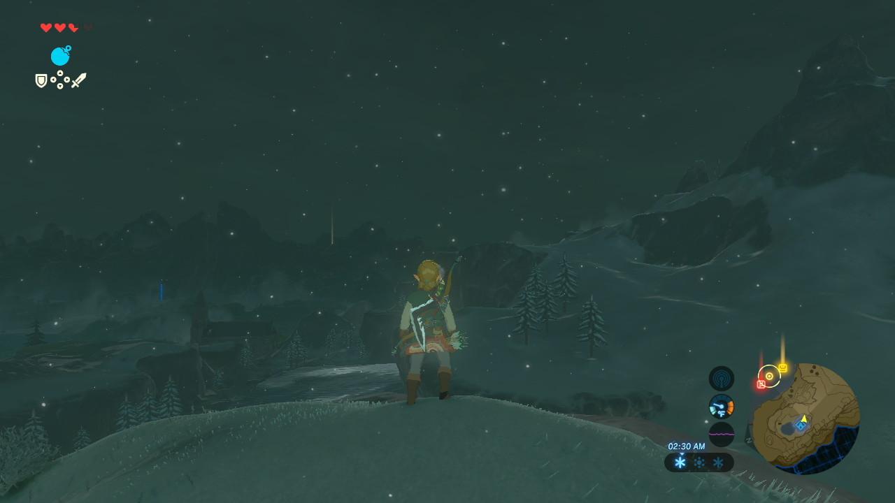 Nové screenshoty z The Legend of Zelda: Breath of the Wild 139236