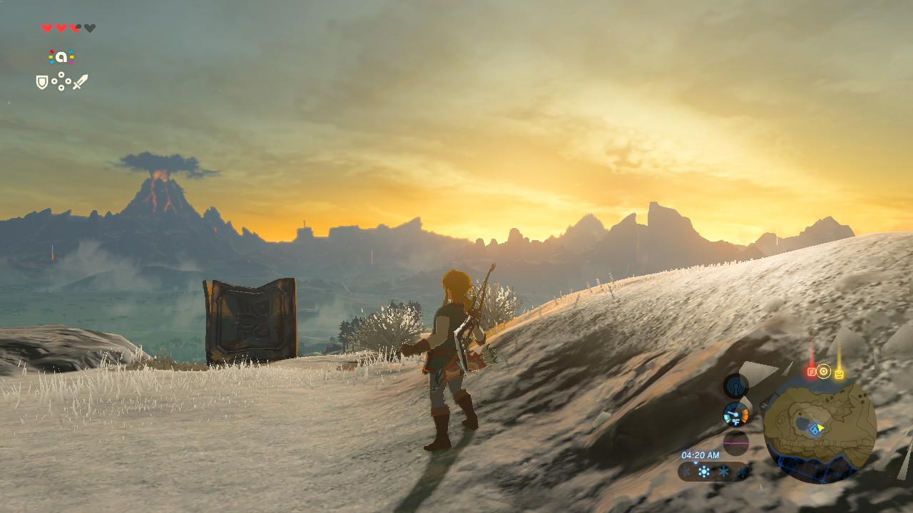 Nové screenshoty z The Legend of Zelda: Breath of the Wild 139238