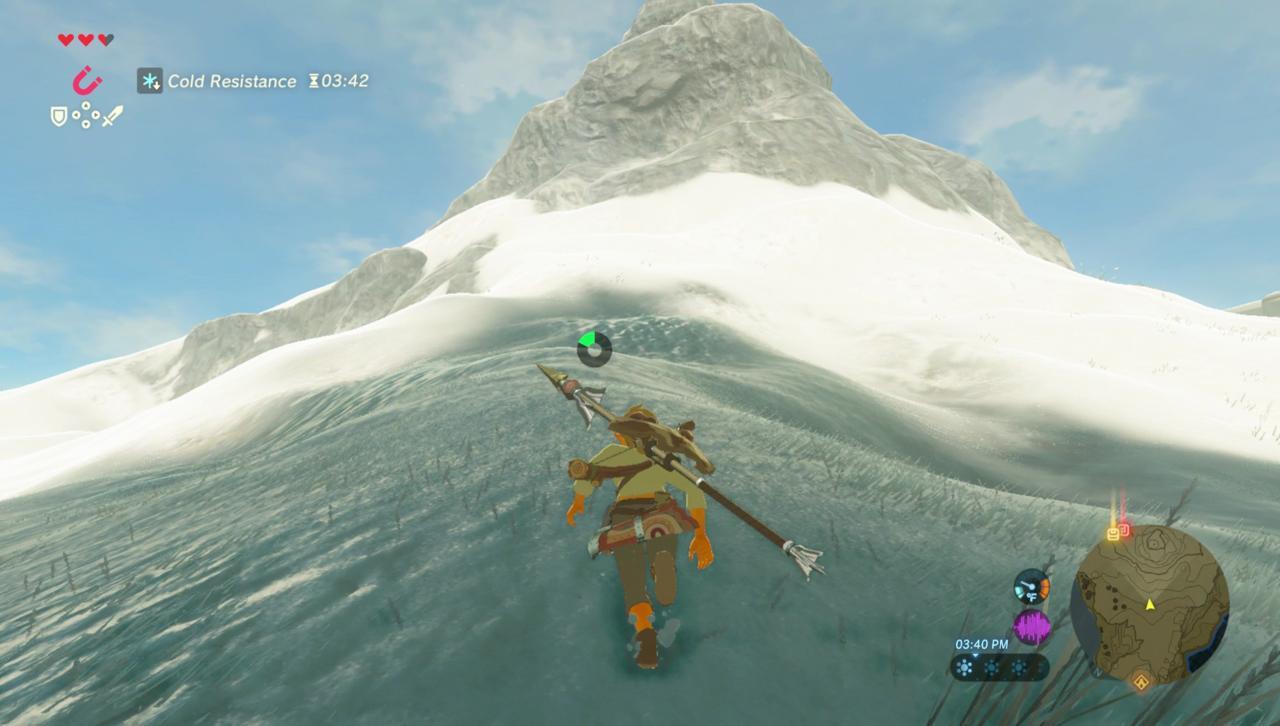 Nové screenshoty z The Legend of Zelda: Breath of the Wild 139241