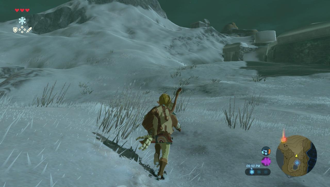Nové screenshoty z The Legend of Zelda: Breath of the Wild 139242