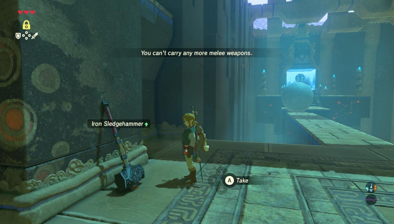 Nové screenshoty z The Legend of Zelda: Breath of the Wild 139243