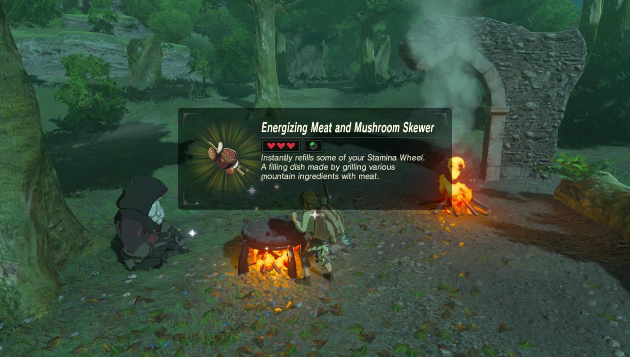 Nové screenshoty z The Legend of Zelda: Breath of the Wild 139245