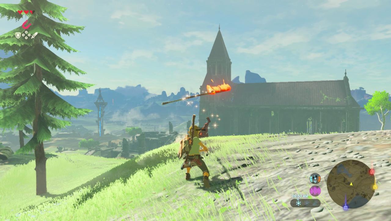 Nové screenshoty z The Legend of Zelda: Breath of the Wild 139260