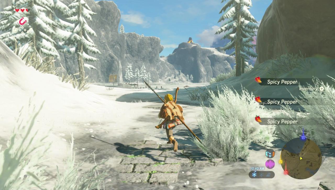 Nové screenshoty z The Legend of Zelda: Breath of the Wild 139261