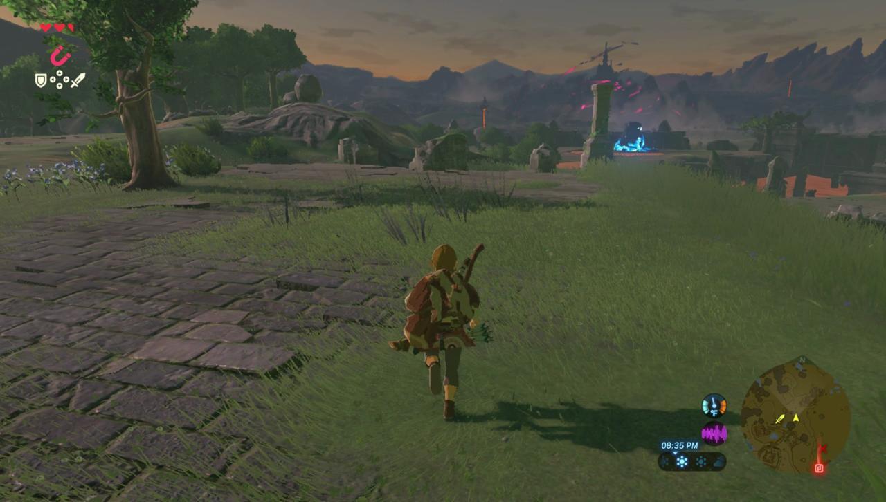 Nové screenshoty z The Legend of Zelda: Breath of the Wild 139263