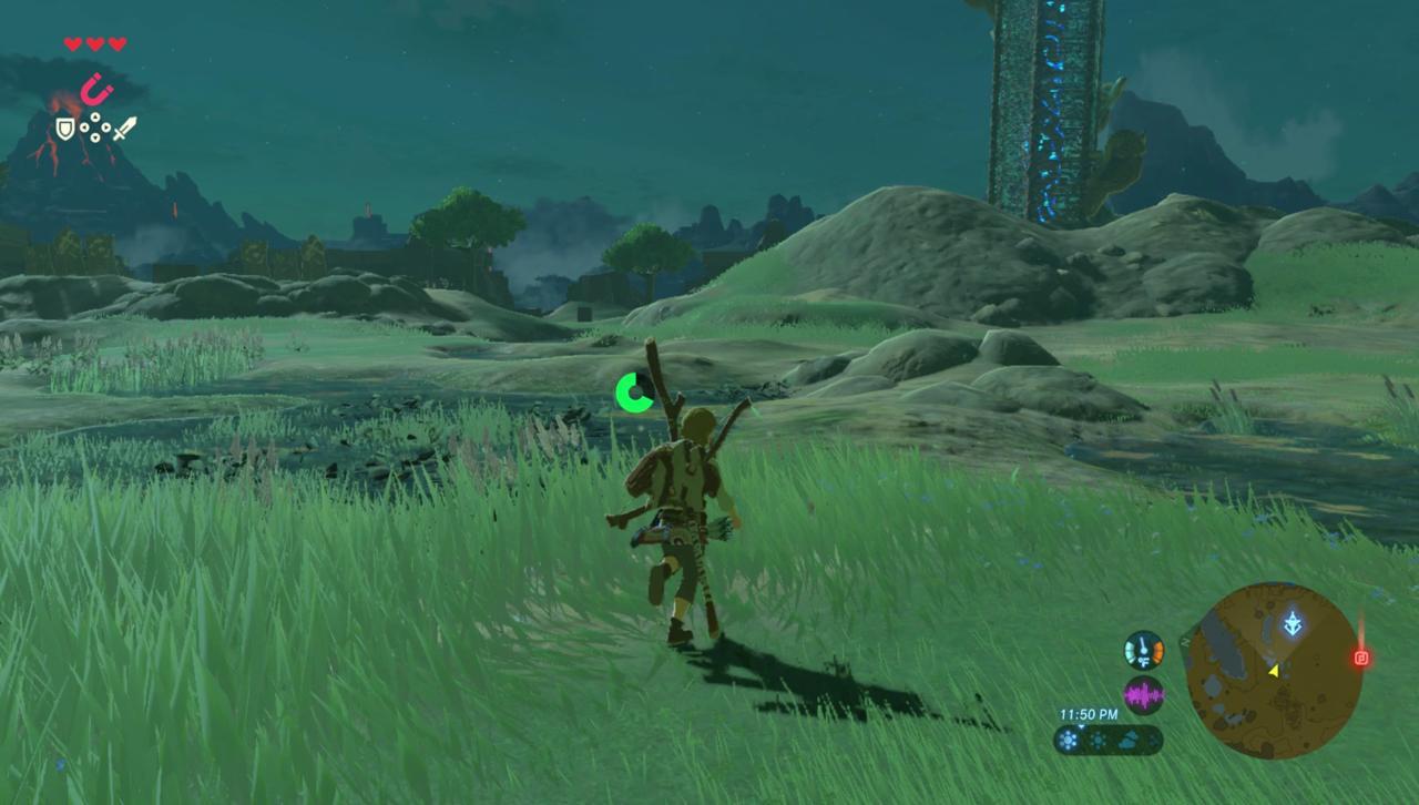 Nové screenshoty z The Legend of Zelda: Breath of the Wild 139264