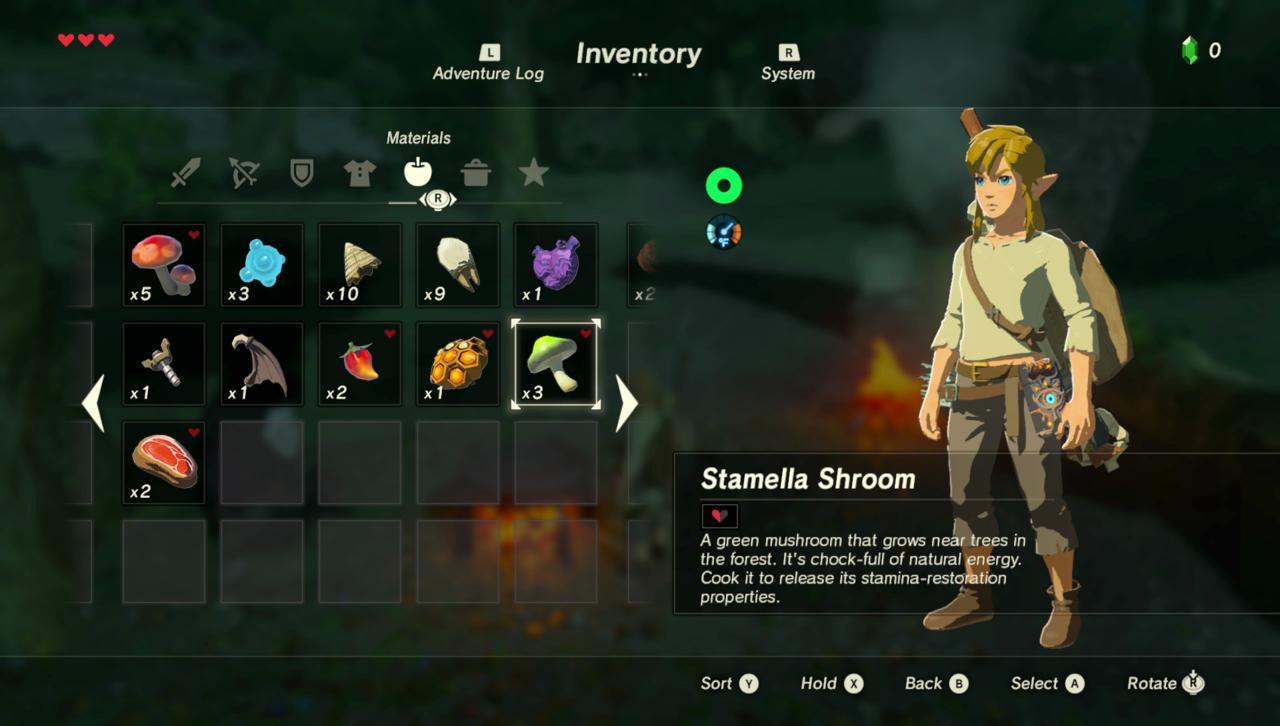 Nové screenshoty z The Legend of Zelda: Breath of the Wild 139267