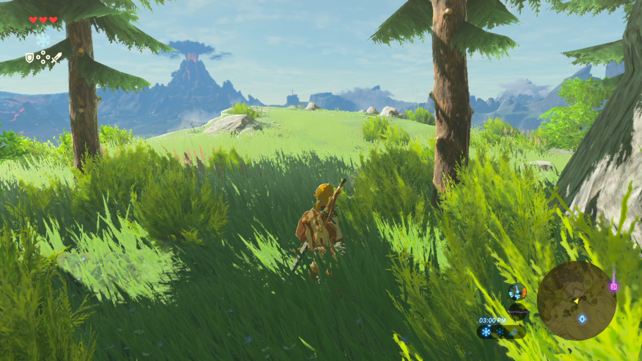 Nové screenshoty z The Legend of Zelda: Breath of the Wild 139268