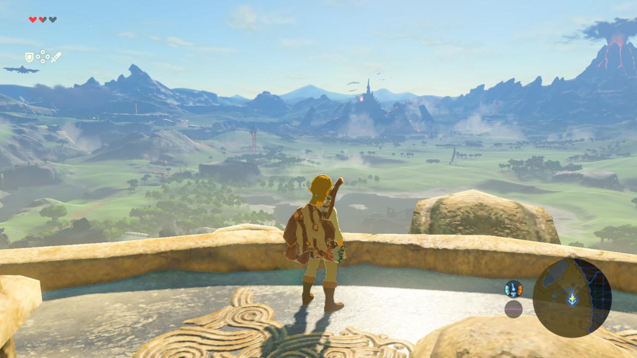 Nové screenshoty z The Legend of Zelda: Breath of the Wild 139271